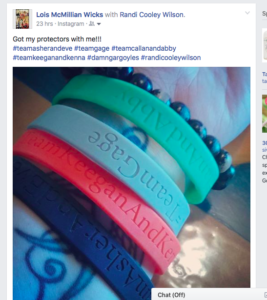 WIN THE PROTECTOR BRACELETS!