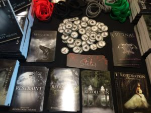 WIN ALL THIS PENNED CON 2016 SWAG!