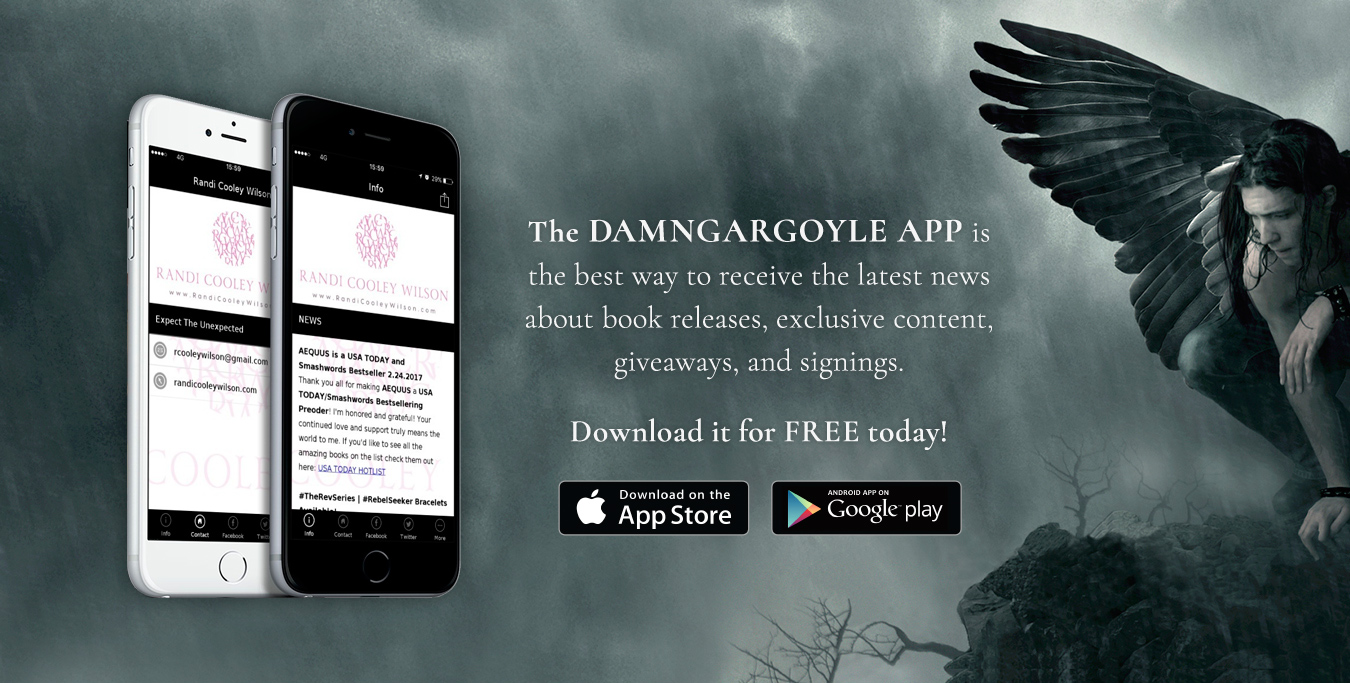 The DAMNGARGOYLE APP
