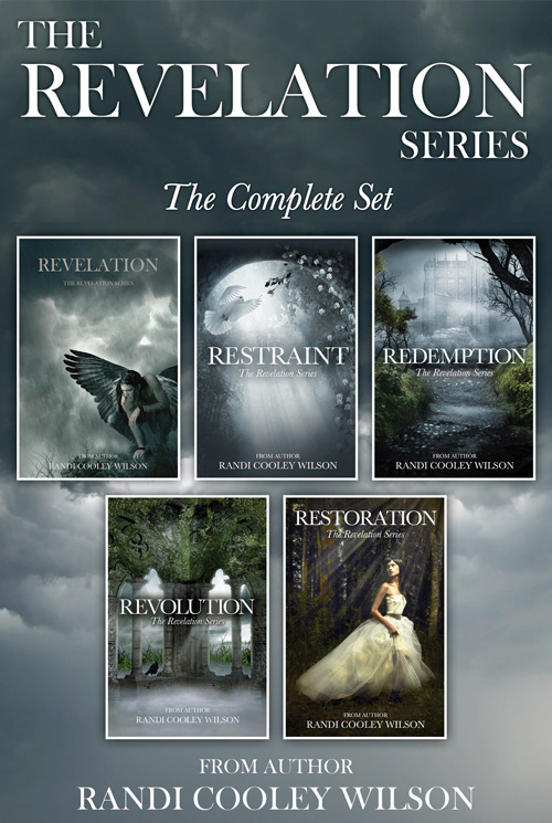 The Complete Revelation Series Collection